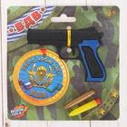 Пистолет с медалькой «ВДВ», 14*14,2 см