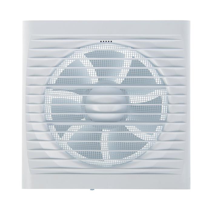 Вентилятор TDM «Народный 150» SQ1807-0203, 230 В, бытовой, настенный, d=150 мм, белый