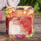 """Натуральное мыло с красной глиной, """"Добропаровъ"""", 100 г"""