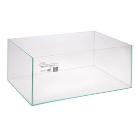 Террариум  45 литров  без крышки, 55 х 33 см