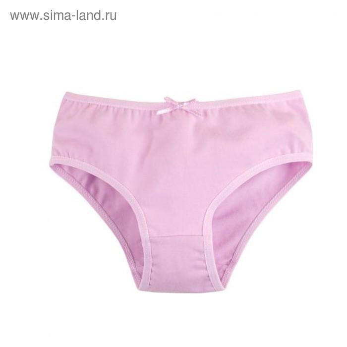 Трусы для девочки, Basic, рост 86-92 см