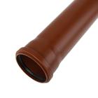 Труба канализационная SK-plast, наружная, d=110, 2000 мм