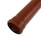 Труба канализационная SK-plast, наружная, d=110, 500 мм