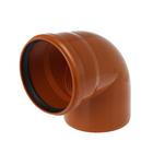 Отвод канализационный SK-plast, наружный, d=160, 90°