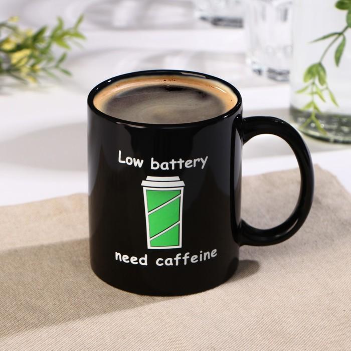 Club-chameleon 280 ml of Coffee, black