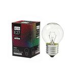 Лампа накаливания Luazon Lighthing E27, 40W, для белт лайта, прозрачная, 220 В