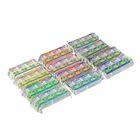Пластилин на растительной основе набор 12 цветов*50 г GIOTTO Patplume (пищевые красители)