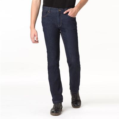 Джинсы мужские, цвет тёмно-голубой, размер 30