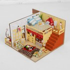 """Интерьерный домик - миниатюра, своими руками """"Дом в Японии"""" со светом"""