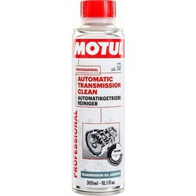 Промывка АКПП Motul AUTOMATIC TRANSMISSION CLEAN, 300 мл