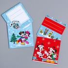 Мини-конвертики для скрапбукинга, Микки Маус с его друзья