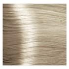 Ультра-светлый пепельный блонд