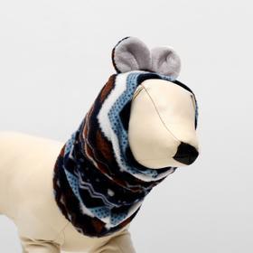 Beanie winter bonnet, size L-XL (DS 26-28 cm, OM 34-36 cm) MIX COLORS