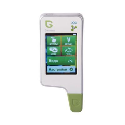 Нитрат-тестер, измеритель жёсткости воды Greentest 3