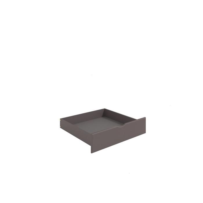Ящик выкатной для кровати Соня, Эмаль лаванда