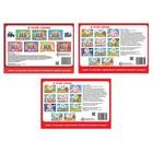 Набор книг 100 наклеек «Для мальчиков», 3 шт. по 12 стр. - фото 105684074