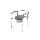 Кресло-туалет 10580 складное с регулировкой высоты (41-56 см), максимальная нагрузка 115 кг   393451