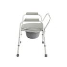 Кресло-туалет WC Econom с санитарным оснащением, без колес
