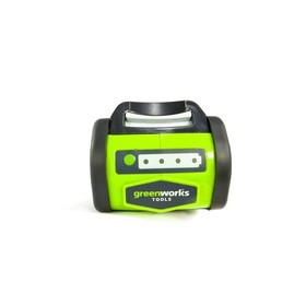 Аккумулятор Greenworks G40B2 2925707, 40 В, 3 А/ч,  Li-ion, индикатор уровня заряда