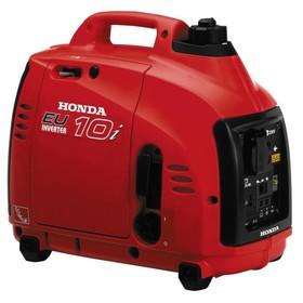 Инверторный генератор Honda EU10iT1RG, бенз. GXH 50, 0.9/1 кВт, 2.1л, 220/12В, ручной старт   393683
