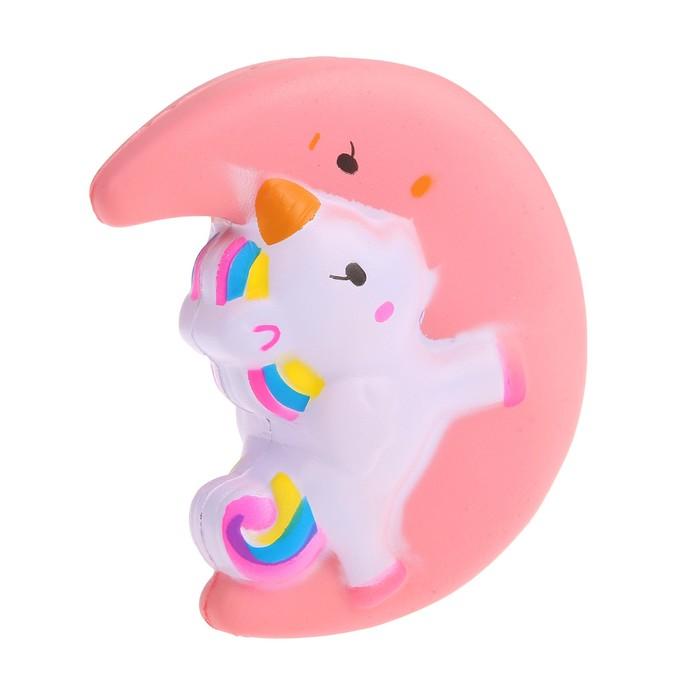 Мялка-сквиши «Единорог», цвета МИКС