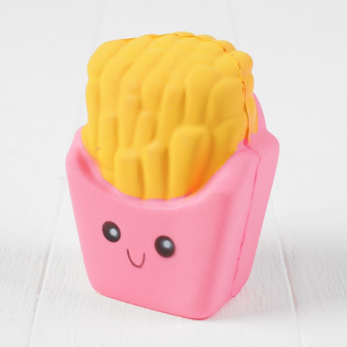 Мялка-сквиши «Картофель», цвета МИКС