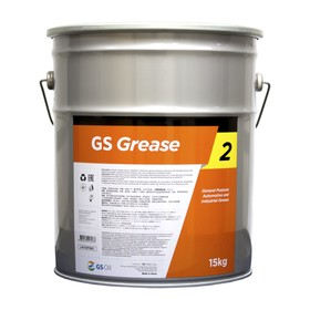 Смазка многоцелевая GS Grease 2 New Golden Pearl 2,  15 кг