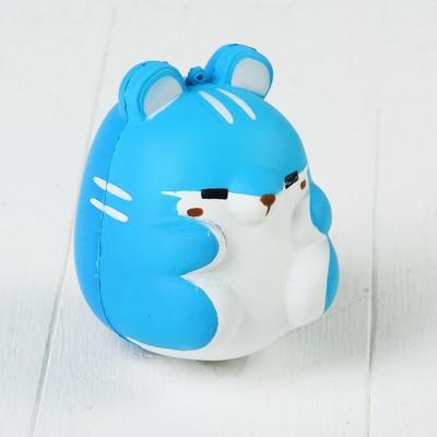 Мялка-сквиши «Хомяк», цвета МИКС