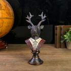 интерьерные сувенирные фигурки лосей и оленей