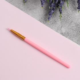 Makeup brush/liquid liner, 12.2 cm, MIX color
