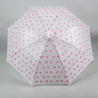 Umbrella baby Balls pink