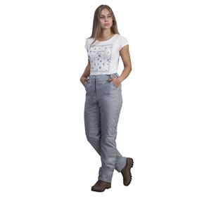 Брюки женские утепленные СЗ-7001 цвет светло-серый, р-р 56-58 Ош