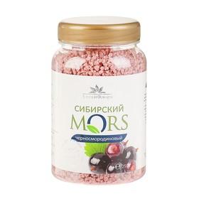 """Морс """"Сибирский MORS"""" Черносмородиновый 250гр"""