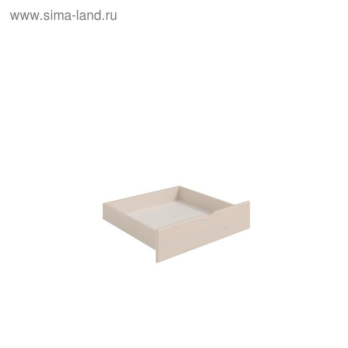 Ящик выкатной для кровати Соня,Белый