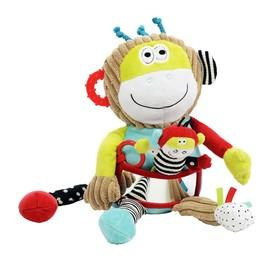 Развивающая игрушка «Обезьянка. Играю и Учусь»