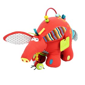 Anteater educational toy.