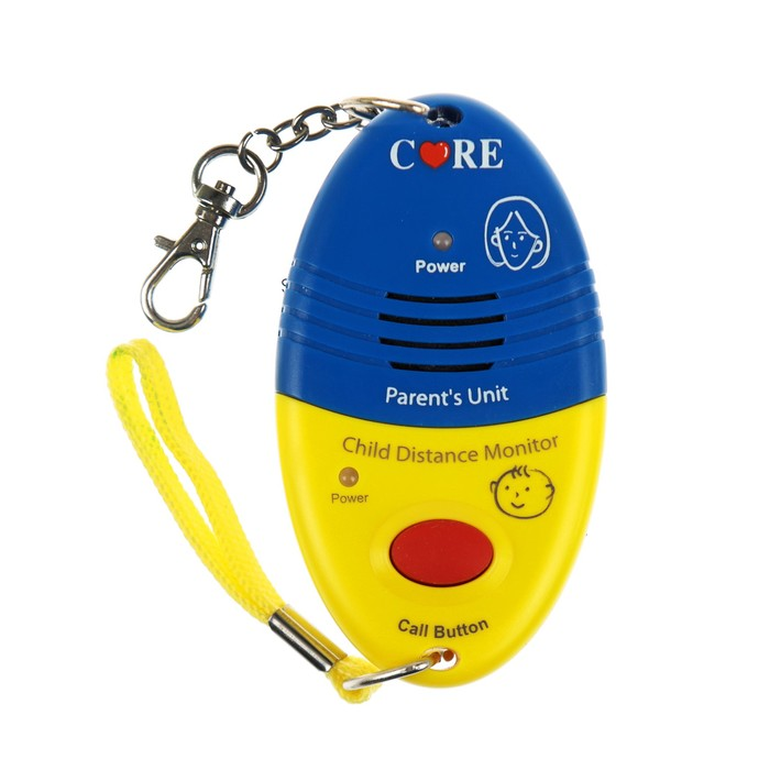 Дистанционное устройство для контроля за ребёнком Care 15608, r=10-30 м, на батарейках Уценка