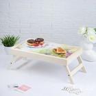 """Столик для завтрака """"Любимой бабушке"""", 48×28 см"""