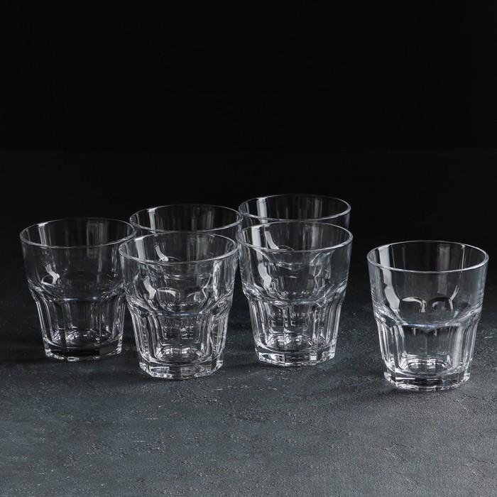 """Набор стаканов 265 мл """"Касабланка"""", 6 шт"""