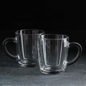 Set of mugs 340 ml BASIC, 2 pcs