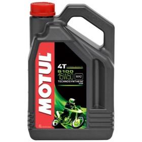 Моторное масло MOTUL 5100 4T 15W-50, 4 л