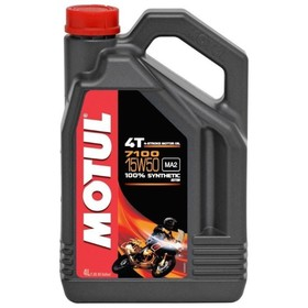 Моторное масло MOTUL 7100 4T 15W-50, 4 л