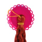 Карнавальный набор «Принцесса», 4 предмета: корона, жезл, коса, юбка, 3-4 года - фото 105446128