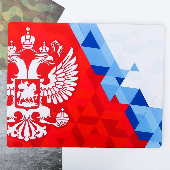 Коврик для мыши «Россия», 43 x 35 см