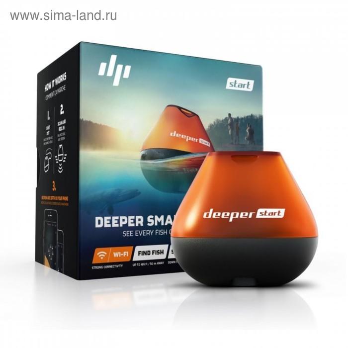 """Эхолот беспроводной Deeper """"Start"""", Wi-Fi"""