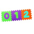 """Mat-puzzle """"Learn numbers"""", 10 PCs in a set"""