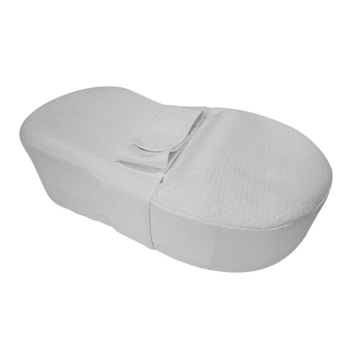 Матрас-кокон, memory foam, 2 чехла в комплекте