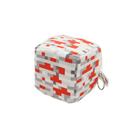 Мягкая игрушка куб Redstone Ore, 10 см