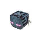 Мягкая игрушка куб Enderman, 10 см