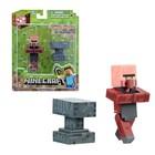 """Фигурка Minecraft Blacksmith """"Кузнец"""", пластиковая, 8 см"""